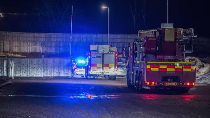 Flera barndbilar ryckte ut. Foto: David Harseth/Dagsmedia