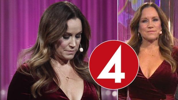 Renée Nyberg grundlurad av TV4