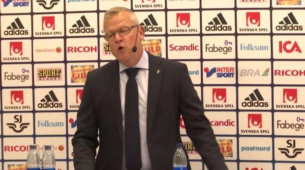 "Andersson om Allardyce: ""Får vakta sin tunga"""