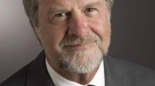 Gunnar Bjursell är professor i molekylärbiologi vid Karolinska institutet. Foto: Jan-Olof Yxell