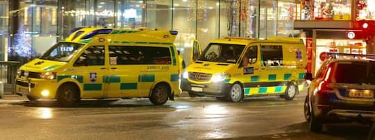 Livshotande skador efter attack i motala
