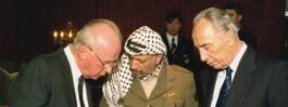 Peres var höken som blev en duva title=