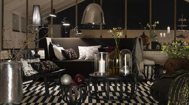 Leva& bo Blinga hemmet för nyår!