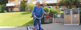 Ann-Marie, 72, blev rånad på väg hem title=