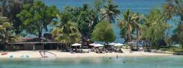 Kraftig jordbävning i Stilla havet