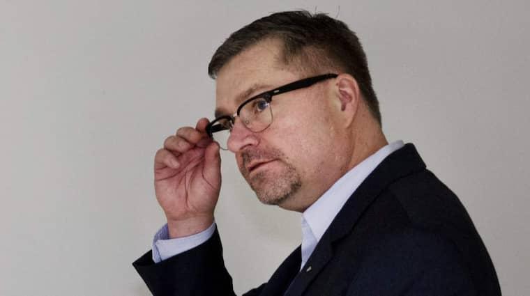 Mikael Sjöberg är generaldirektör för Arbetsförmedlingen. Foto: Lisa Mattisson