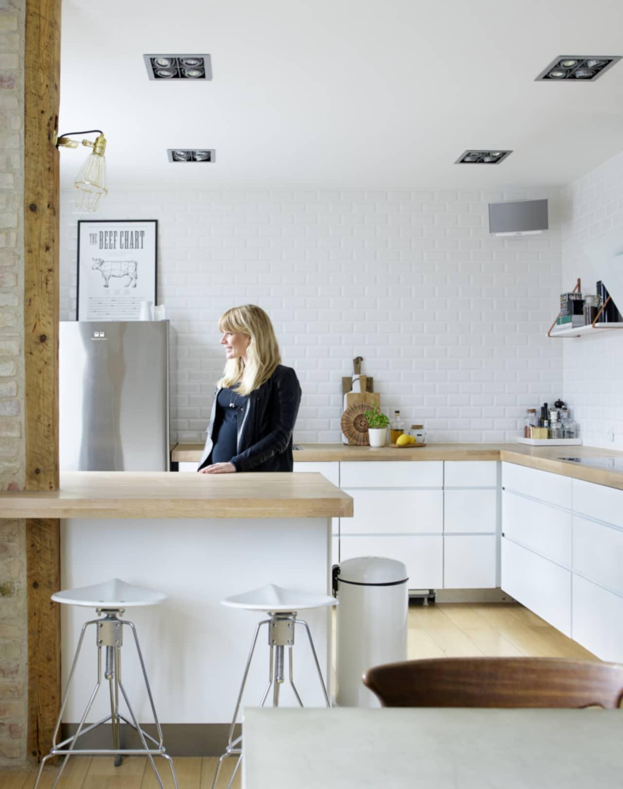 Mille & lasse i köpenhamn älskar inredning