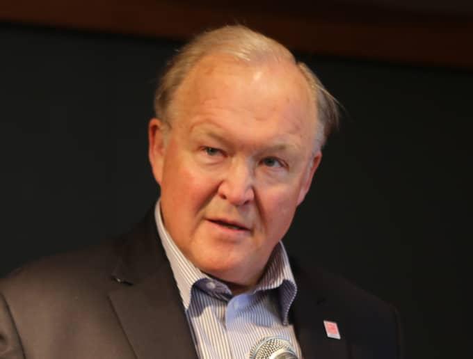 Göran Persson. Foto: Leif Hallberg
