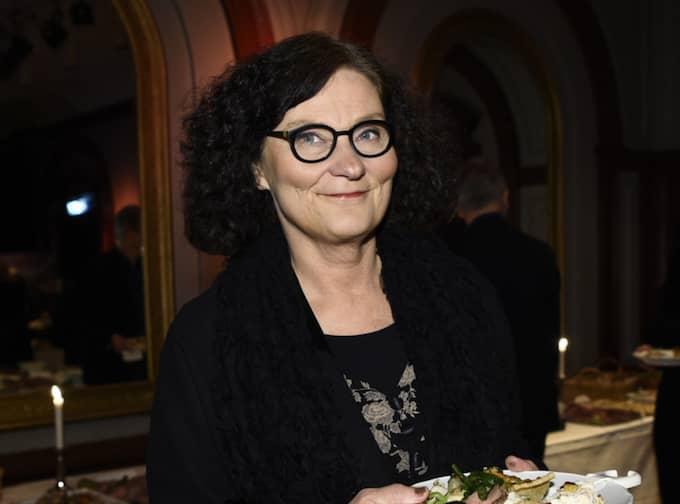 """""""Jag har alltid skrivit för en mycket större publik än sakkunnigkommittéerna i det akademiska. Jag vet inget finare än att vara folkbildare"""", säger Ebba Witt-Brattström."""