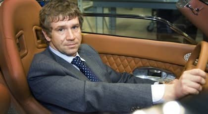 Ville köpa Saab. Saab-affären stoppades när det kom fram att Vladimir Antonov var den största finansiären bakom Spykers köp. Foto: Scanpix