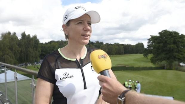 """Sörenstam: """"Vill ge tillbaka till golfen"""""""