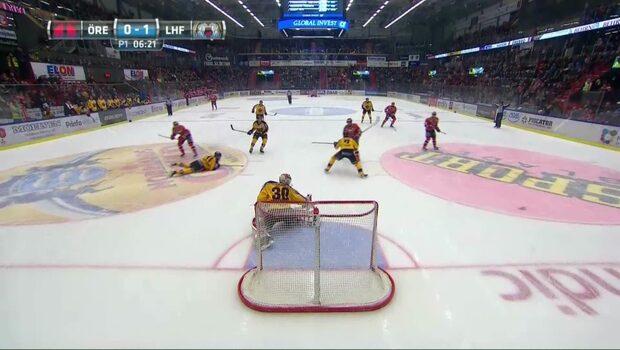 HIGHLIGHTS: Örebro-Luleå 3-2