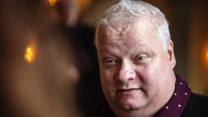 Kjell Wilhelmsen Foto: Henrik Jansson