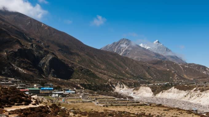 Bilden är tagen i Nepal men kommer inte från staden där Sarita hölls som sexslav på en bordell. Foto: Colourbox