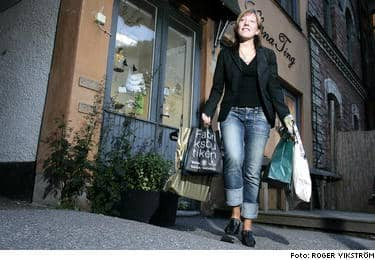 Annika Andersson, 34, är inte förvånad över att just hennes åldersgrupp är dyr i drift.