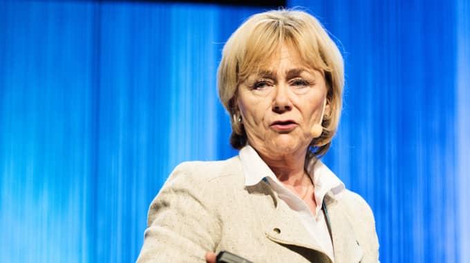 Beatrice Ask är tveksam till om en lagändring skulle leda till några praktiska förändringar. Foto: Anna-Karin Nilsson / ANNA-KARIN NILSSON EXPRESSEN