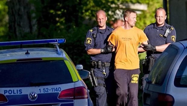 Lisa Holms mördare fick lämna anstalten för sjukhusbesök