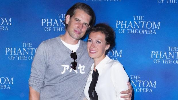 Amanda och Alex Schulman väntar barn