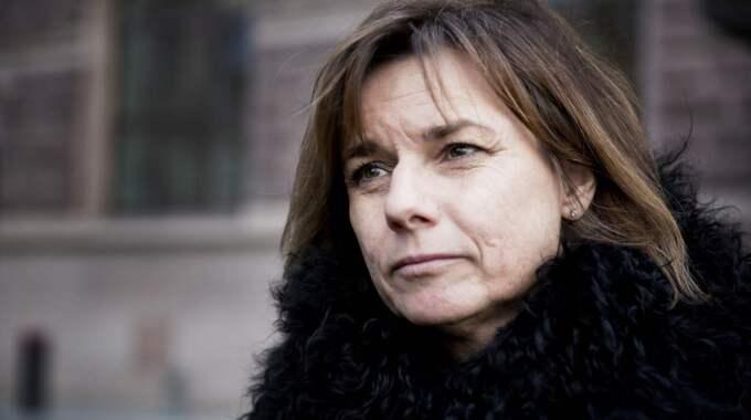 Biståndsminister Isabella Lövin (MP). Foto: Lisa Mattisson