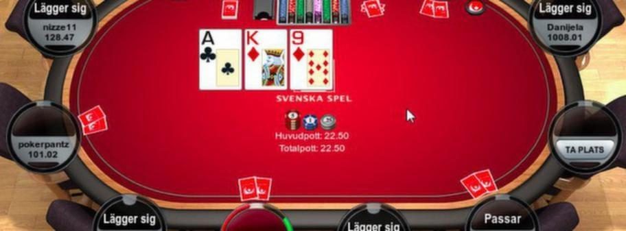 svenska spel poker sm Staffanstorp