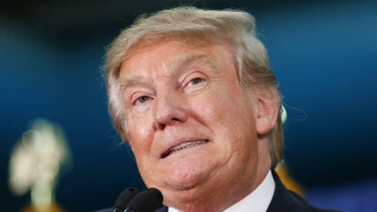 Donald Trump får kritik av... Foto: Paul Sancya