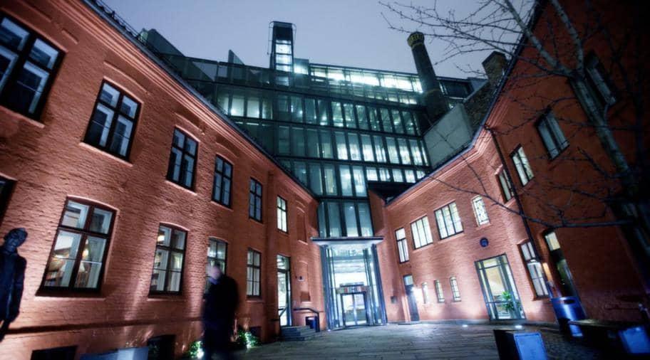 Schibsteds huvudkontor i Oslo. Foto: Lien, Kyrre