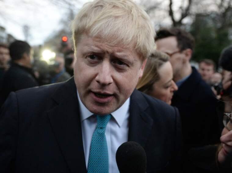 Nu har Boris Johnson gett sitt besked - och han vill att Storbritannien lämnar EU. Foto: Andrew Parsons