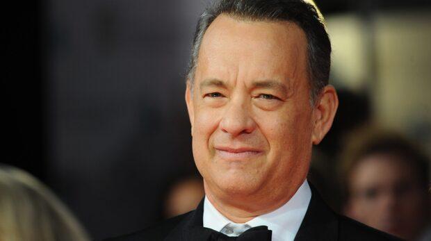 Tom Hanks har blivit farfar - i hemlighet