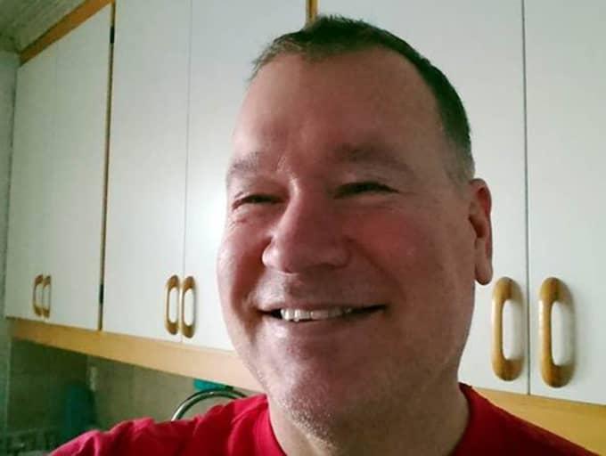Thomas Tuvesson – skoterhjälte. Foto: Privat