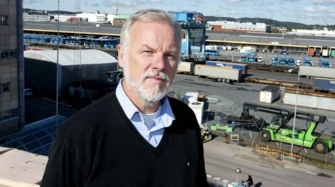 Åke Wessman, informationsansvarig, menar att Håkan Wennström inte alls sagt ja till att lämna ut kalkylerna. Foto: Lennart Rehnman