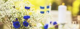 Skapar magi med blommor och sill