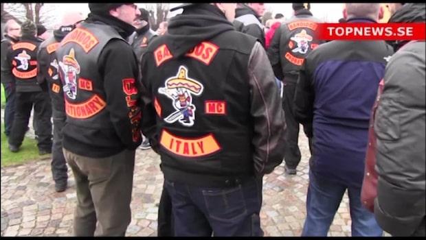 Tvingades lämna Bandidos - efter sexchatten