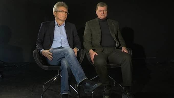 Jan-Henrik Barrling och Walter Kegö