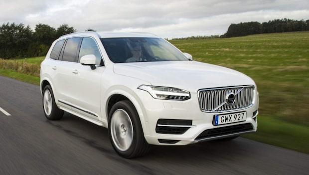 Jakten på årets bil - här testas XC90 - Volvos kronjuvel