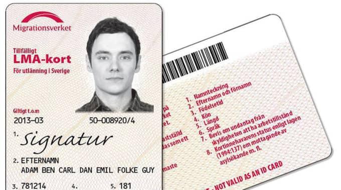 Krogägaren hävdar däremot att det var för att personerna hade så kallade LMA-kort som inte kan användas som legitimation. Foto: Pressbild