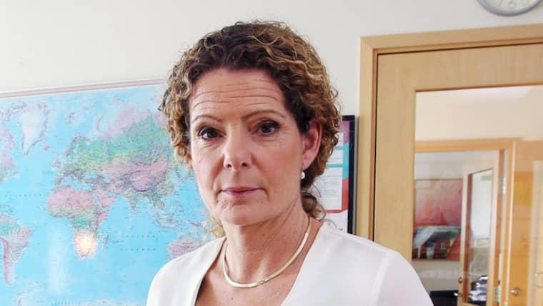 Cilla Benkö. Foto: Cornelia Nordström