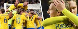 Vändningen: Sverige kan få fotbolls-EM