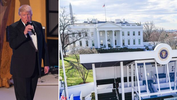 Idag tillträder Donald Trump som USA:s president