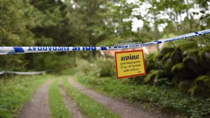 En kvinna i 30-årsåldern ska ha hållits inspärrad på en gård under en vecka i nordöstra Skåne. Foto: Jens Christian