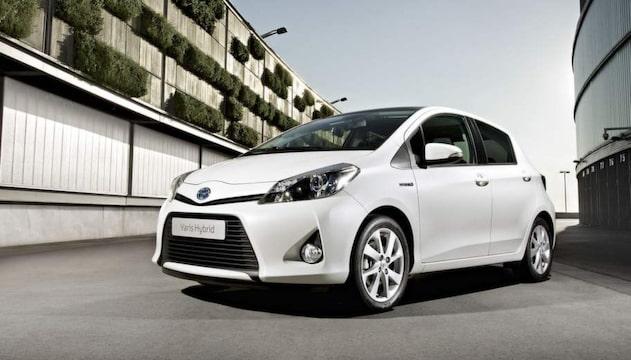 Toyota yaris bränsleförbrukning