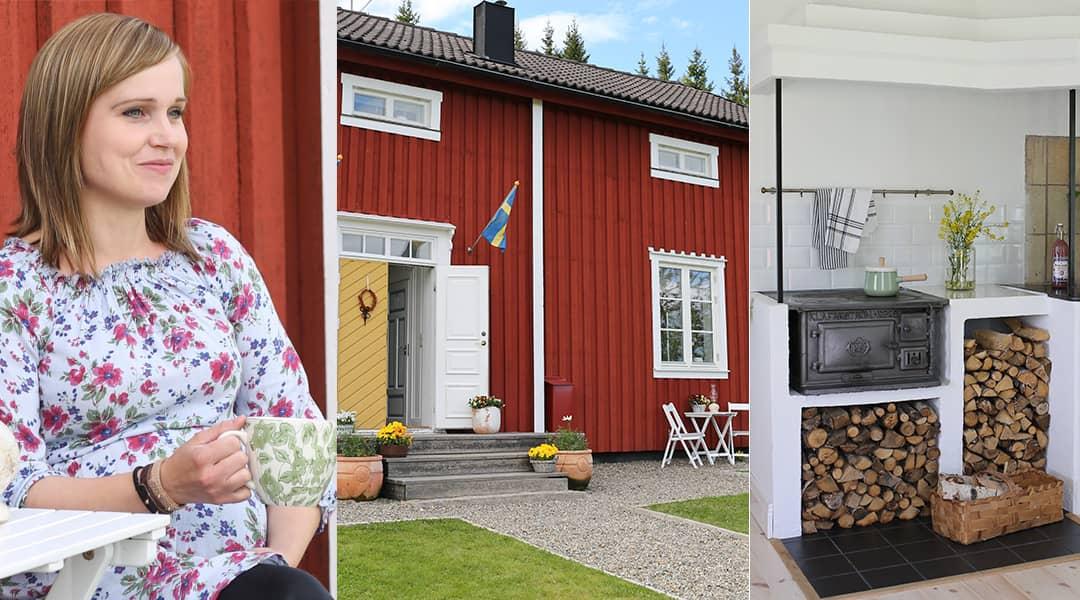 Västerbottensgård blevåret runt boende för barnfamiljen