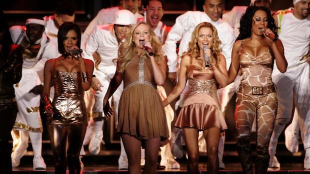 Här är nya Spice Girls-bråket