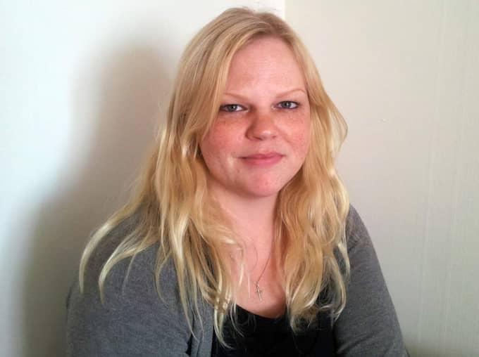 Man får tänka på vilket budskap man sänder ut när man lägger ut en bild på sig själv, säger Johanna Arogen som bloggar och föreläser om kroppsideal och hälsobudskap i sociala medier.