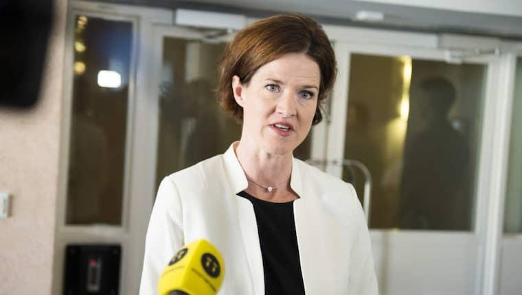 Anna Kinberg Batra. Foto: Anna-Karin Nilsson