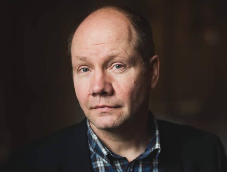 Peter Englund avgår som Svenska Akademiens ständige sekreterare. Foto: Alexander Mahmoud - 760