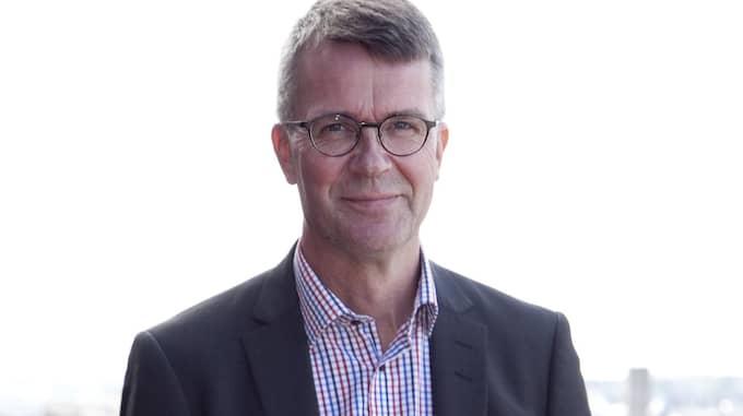 Peter Larsson, samhällspolitisk direktör för Sveriges Ingenjörer. Foto: Pernilla Pettersson / PRESSBILD