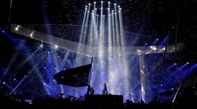 Det blir femte gången Sverige får arrangera schlager-EM. Foto: Jessica Gow / Scanpix