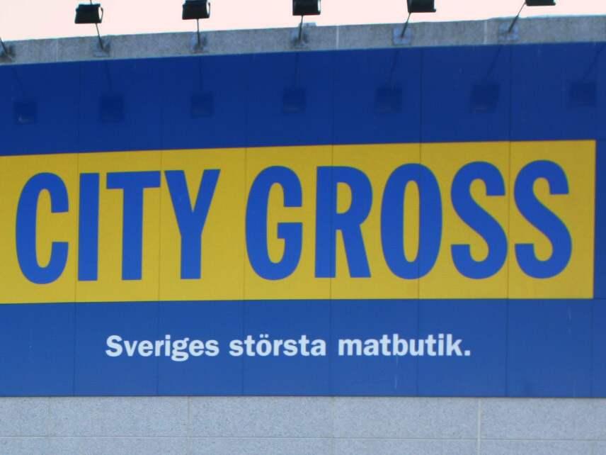 city gross sundsvall