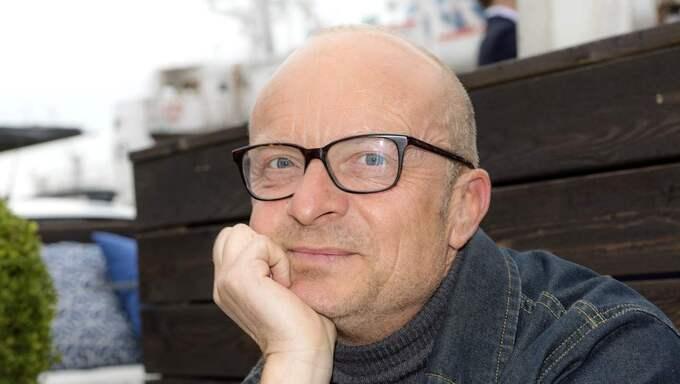 Författaren och Expressen Kultur-medarbetaren Jonas Gardell. Foto: /All Over Press