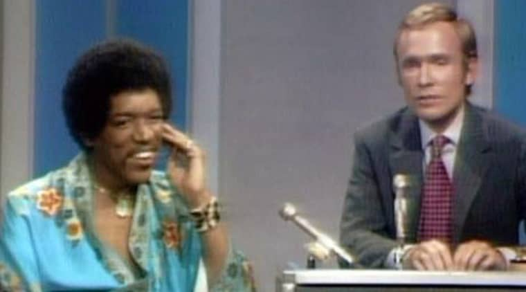 Dick Cavett on guest who died during